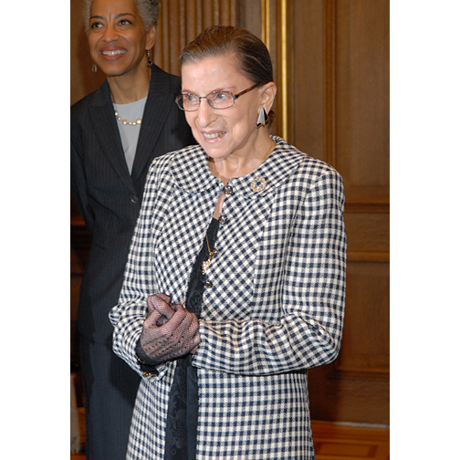 Justice Ginsberg