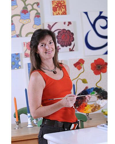 Karen Deans, Artist