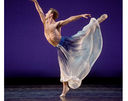 Mark Morris Dance performance