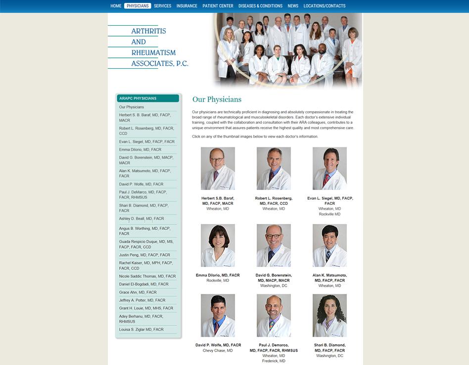 Arthritis and Rheumatism Associates