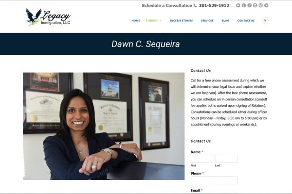 Dawn_website