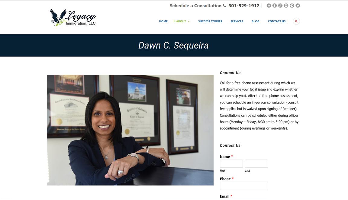 Dawn Sequeira