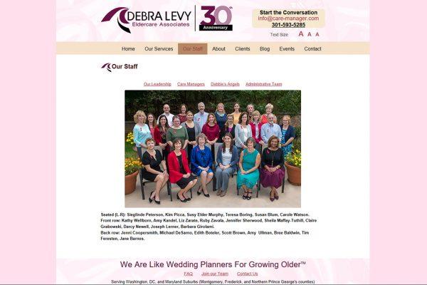 DebLevy_website